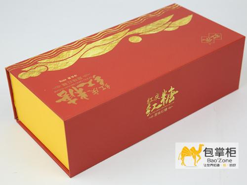 传承古法红糖技艺,历史文化源远流长!红庆红糖伴手礼礼盒定做