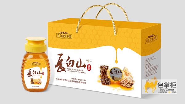 如何才能做好蜂蜜包装设计
