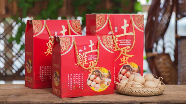 土鸡蛋包装设计这样做,轻松提高销量!