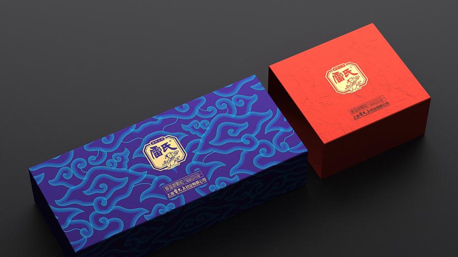 中药礼盒设计