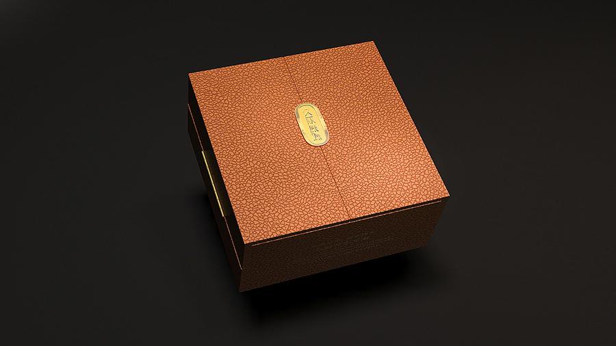 中药礼盒设计定制