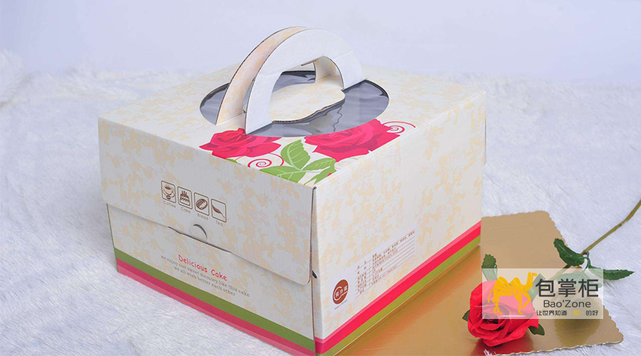彩箱包装设计