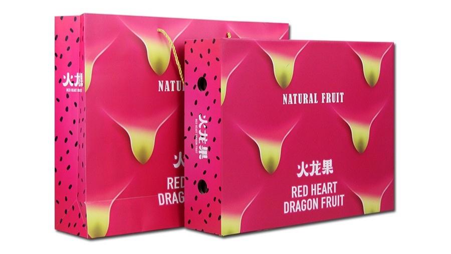 火龙果礼盒【水果彩箱】-定制-厂家-规格-图片