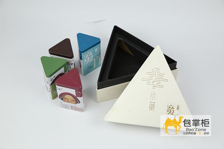 普洱砖茶礼盒包装设计