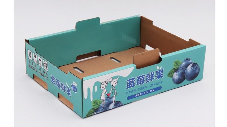水果托盘盒【水果彩箱】-定制-厂家-规格-图片