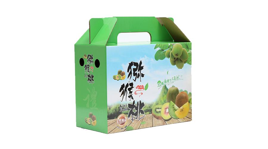 猕猴桃【水果彩箱】-定制-厂家-规格-图片