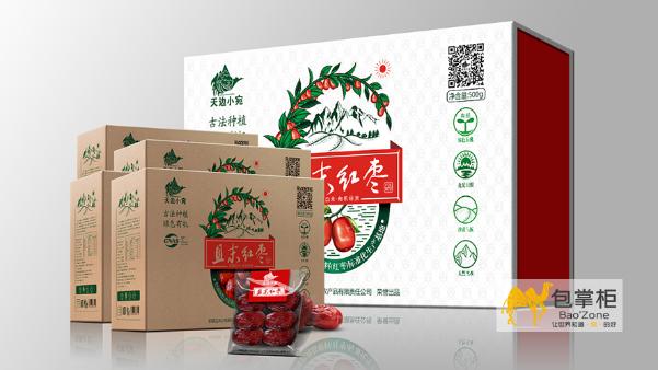 红枣包装设计有哪三大注意事项?