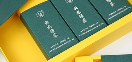 茶叶包装盒色彩选择!
