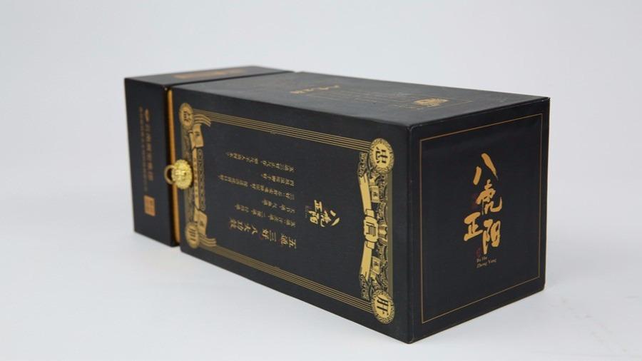 酒类包装盒 八虎正阳