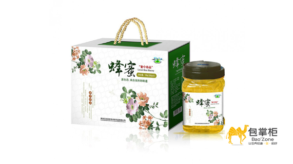 蜂蜜包装盒设计如何做才能从众多的蜂蜜品牌中脱颖而出