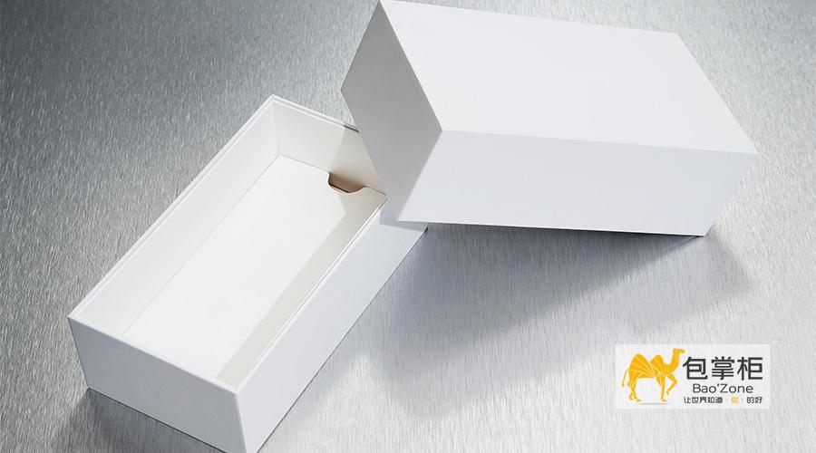 服装包装盒设计
