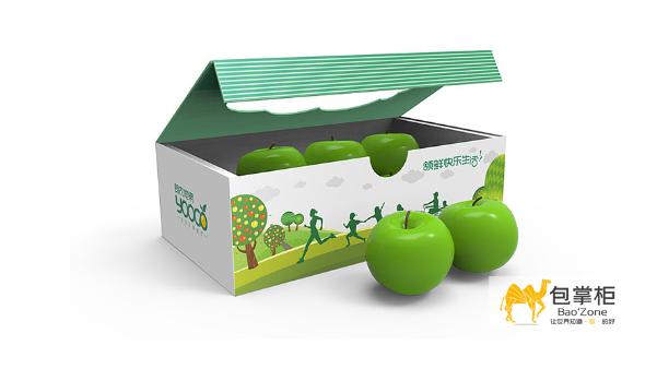 水果包装设计一定要找专业的包装设计公司