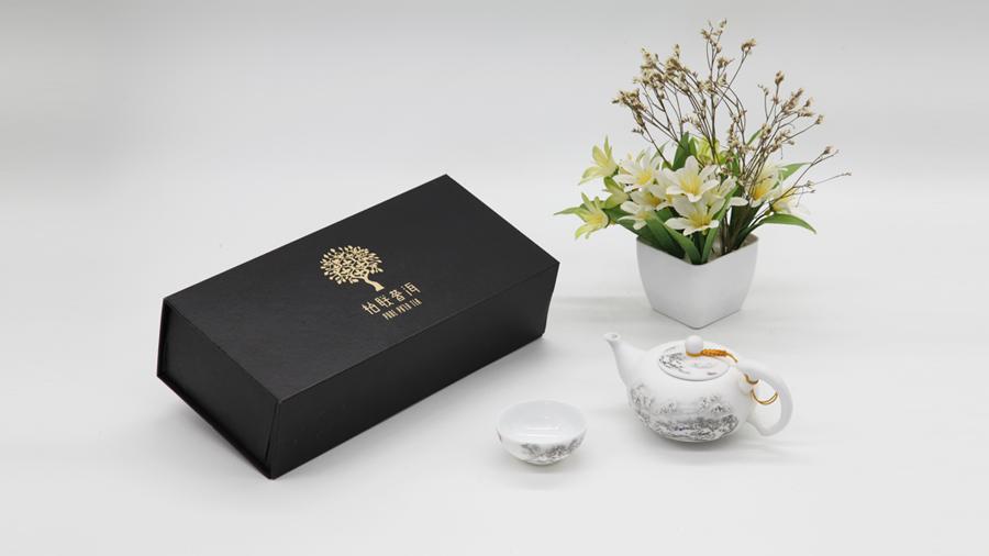 柏联普洱茶叶包装盒